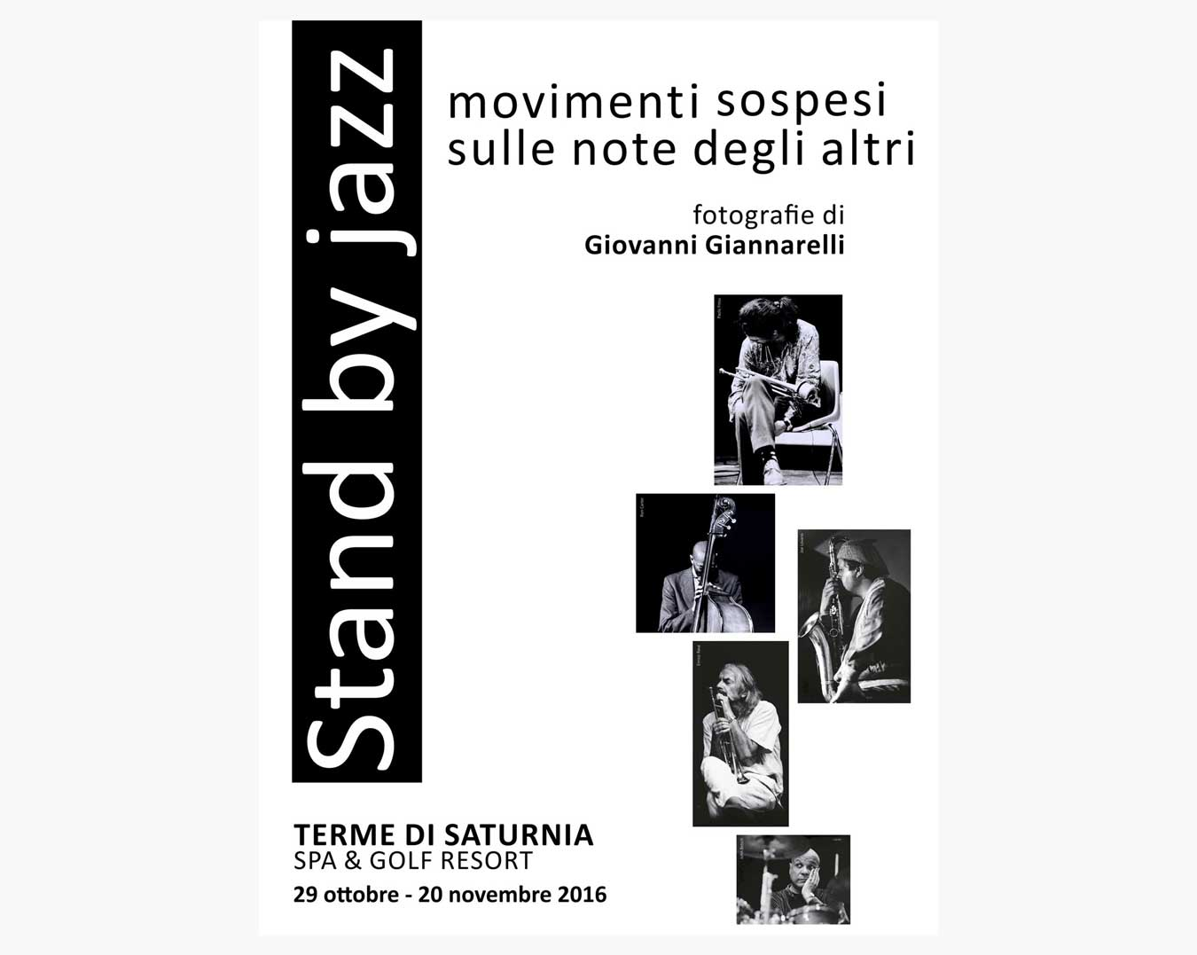 Stand by Jazz Saturnia 2016